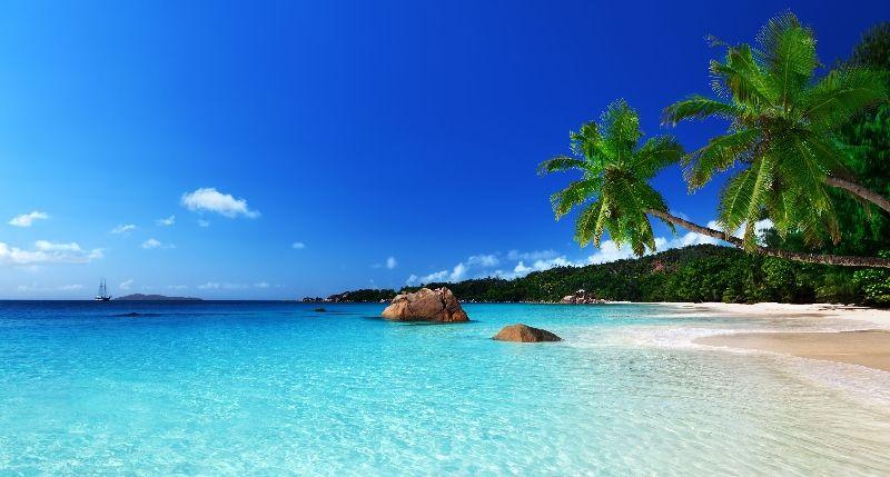 обои на рабочий стол море пляж № 513938 бесплатно