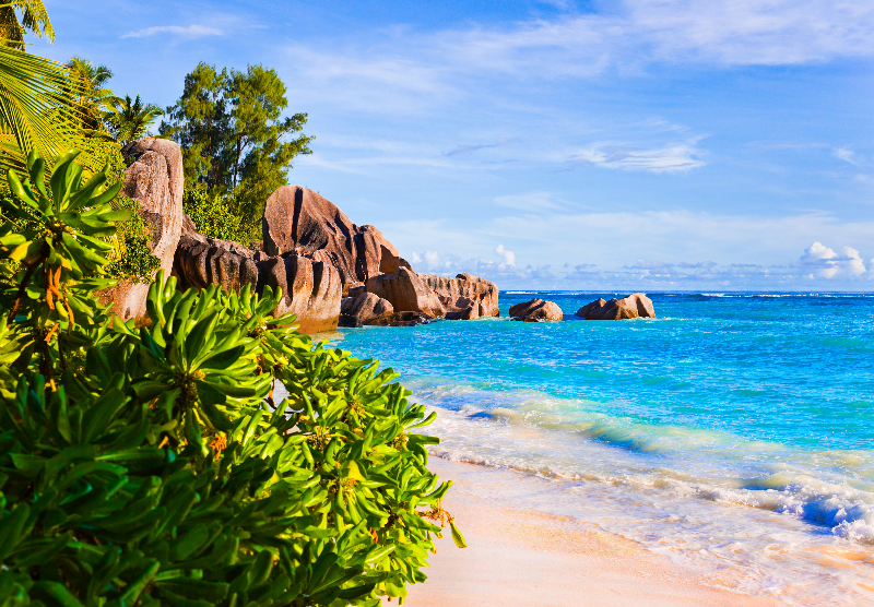 картинки на рабочий стол море пляж № 513166  скачать