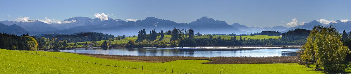 Пейзажи озеро