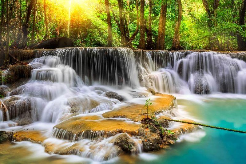 картинка на рабочий стол природа водопады № 501908 загрузить