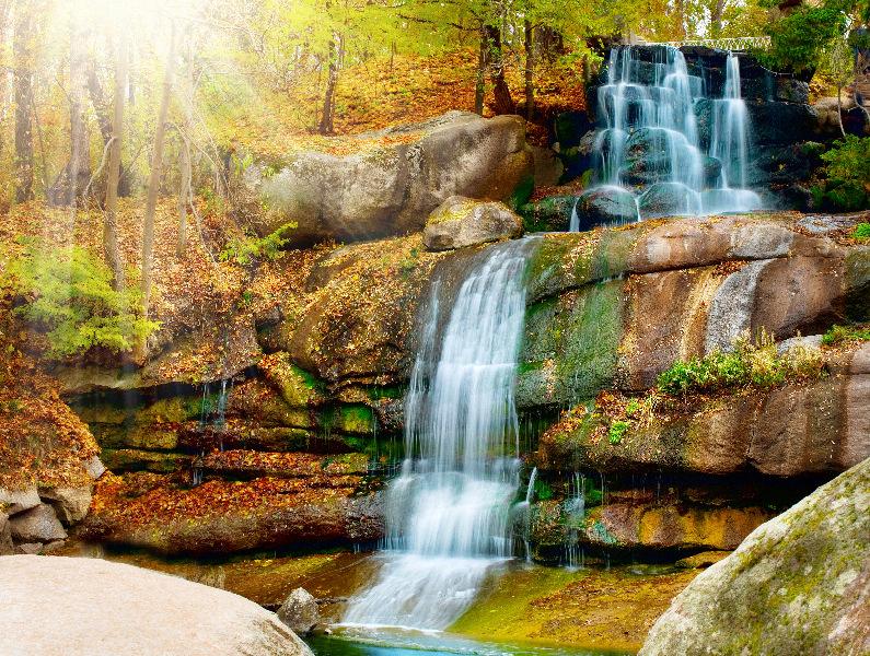 водопад картинки на рабочий стол № 521227 бесплатно