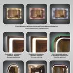 Каталог зеркал с Led-подсветкой-7