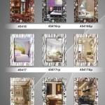 Каталог комбинированных зеркал с матовкой-3