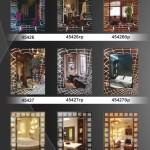 Каталог комбинированных зеркал с матовкой-5